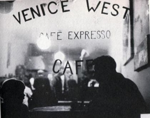 The Venice West Cafe, ground zero of the LA beat scene