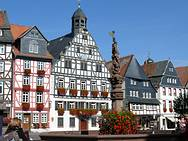 Butzbach ... old, quaint and overrun with young, wild GIs