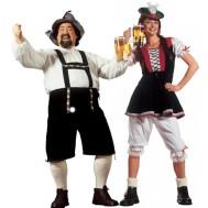 CAUTION! GERMANS DRINKING!