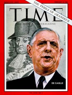 Charles de Gaulle, the greatest Frenchman of the twentieth century ... and a bit of a jerk!