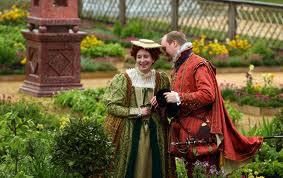 I lived like a lord with my lady in Kenilworth