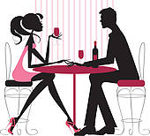 Red wine and romance, Parisian style