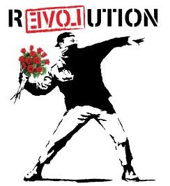 No Molotov Cocktails in this revolution!