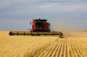 Harvester as harbinger of DOOM!