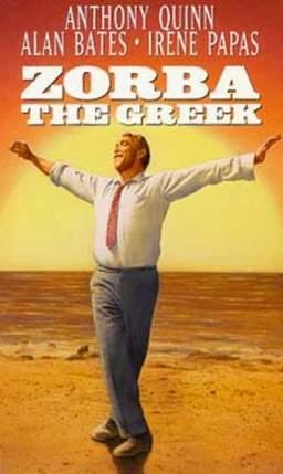 Dance it out Zorba, dance it out! Dance it out Zorba! Dance!