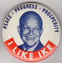 You betcha we liked Ike!