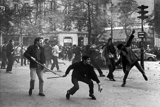 May 1968 ... I love Paris in the Spring?