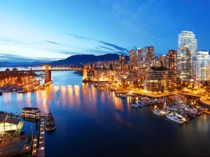 Vancouver's not bad either!